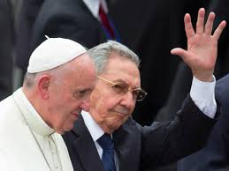 pope francis talks about the us and cuba business insider