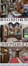 165 best bighorn luxury heartland rvs images on pinterest