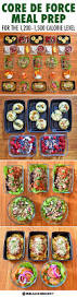 Core De Force Meal Plan 1 200 1 500 Calorie The Beachbody Blog