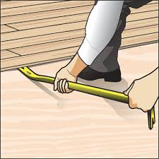 how to remove wood flooring in 3 easy steps