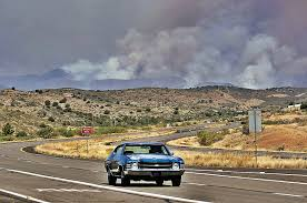 Wildfire In Arizona 2013 by Arizona Wildfire Forces Thousands Of People From Their Homes The