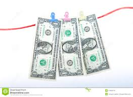 money hanging by a wire stock photo image 41884018 background