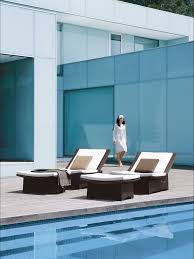 exterior design comfortable lounge chairs with janus et cie and