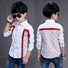 aliexpress com buy 2017 autumn children u0027s clothes boys shirts