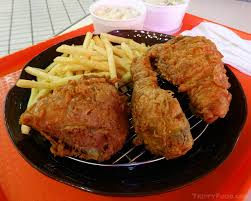 pioneer chicken the 3 piece pioneer take out chicken dinner trippy food