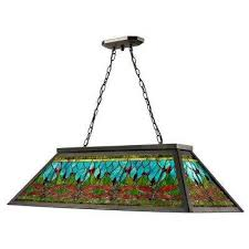 home depot pool table lights dale tiffany bronze pool table lights lighting the home depot