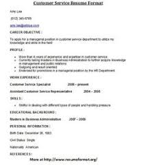 Customer Service Example Resume by Customer Service Call Center Resume Call Center Resume For