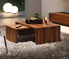 wood nesting coffee table modern wood nesting tables 2018 home and design ideas