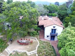santa fe style home in montecito california montecito santa