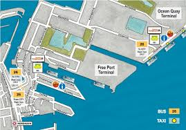 Ferry Terminal Floor Plan Copenhagen Cruise Port Guide Cruiseportwiki Com
