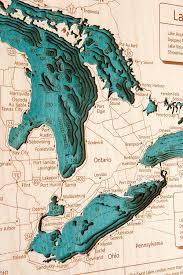 Chelan Washington Map by Amazon Com Lake Chelan In Chelan Wa 3d Map 16 X 20 In Laser