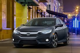 cars honda 2016 honda u0027s 2016 civic gets slick styling more tech and a turbo