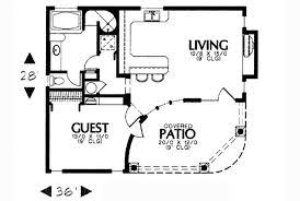 southwestern house plans adobe southwestern style house plan 1 beds 1 00 baths 748 sq