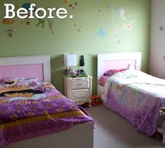 Little Girls Twin Bed The Girls U0027 New Room Reveal Dude That U0027s Dope