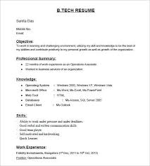 Windows Resume Template Great Resume Sample Examples Of Good Resumes That Get Jobs