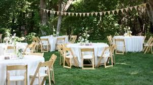 Backyard Wedding Reception by Backyard Wedding Reception Ideas Ideas Photo Gallery Diy Wedding