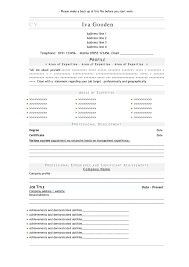 Easy Resume Maker Free Resume Builder Free Download With Beautiful Easy Resume