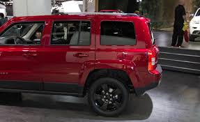 red jeep patriot 2014 jeep patriot information and photos zombiedrive