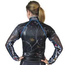 cycling rain jacket women u0027s invisible rain jacket birds collection smokey jl