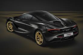 bugatti gold and black black and gold latest mso 720s inspired by bruce mclaren by car
