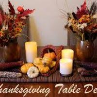 inexpensive thanksgiving table decorations ideas bootsforcheaper