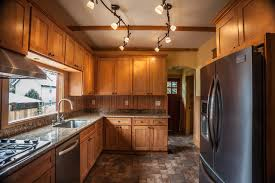 L Natural Maple Shaker Kitchen Cabinets Contemporary Kitchen - Natural maple kitchen cabinets