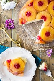 pineapple upside down cake sugar spun run
