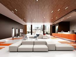 fancy wooden false ceiling designs for living room interior with