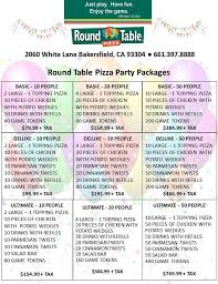 round table pizza king road round table pizza on 2060 white lane fast food restaurant