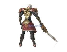 Kratos Halloween Costume God War Kratos Action Figure