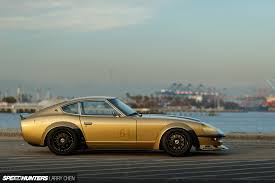 modded sports cars resto mod z chris forsberg u0027s datsun 280z speedhunters