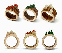 jewelry wooden rings images Landscape wooden rings lushlee jpg