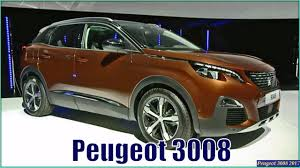new peugeot deals new peugeot 3008 2017 suv review youtube
