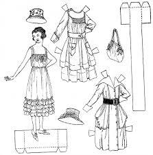 468 best paper dolls black u0026 white images on pinterest white