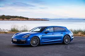 Porsche Panamera Hatchback - porsche panamera sport turismo production starts automobile magazine