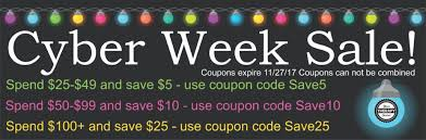 cyber week deals and happy thanksgiving your therapy source