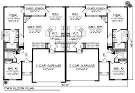 Simple Duplex House Plans The 25 Best Duplex House Plans Ideas On Pinterest Duplex House