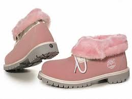 womens pink timberland boots sale timberland roll top boots pink with wool timberland