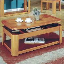 Light Oak Coffee Tables by Pleasing Oak Coffee Table With Lift Top In Budget Home Interior