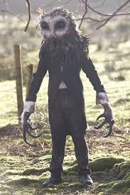 Realistic Halloween Costumes Men Halloween Party Costumes Creepy Owl Man Halloween
