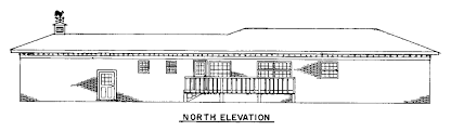 french country house plan 82236 total living area 2413 sq ft 4