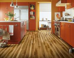 Traditional Laminate Flooring Homerwood Hickory Smoked Natural 3