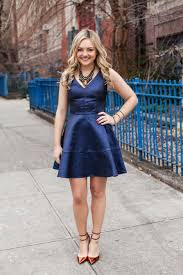 express new years dresses fit flare bows sequins