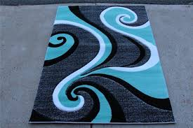 50 most magnificent teal area rug orange and turquoise white