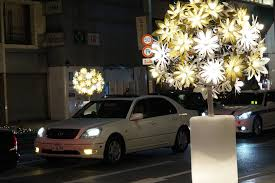lexus christmas christmas decoration garden of light landscape outdoor