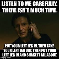 Liam Neeson Meme Generator - liam neeson taken listen to me carefully there isn t much time