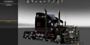 peterbilt 389 interior lights peterbilt 389 for ats american truck simulator mod ats mod