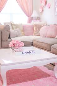 the most girly pink decor for a feminine home