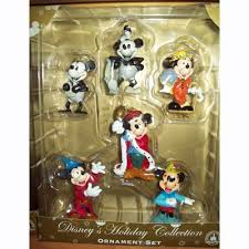 christmas ornament sets your wdw store disney christmas ornament set mickey mouse