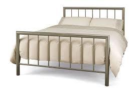 metal beds serene modena bed black metal bed frame for sale